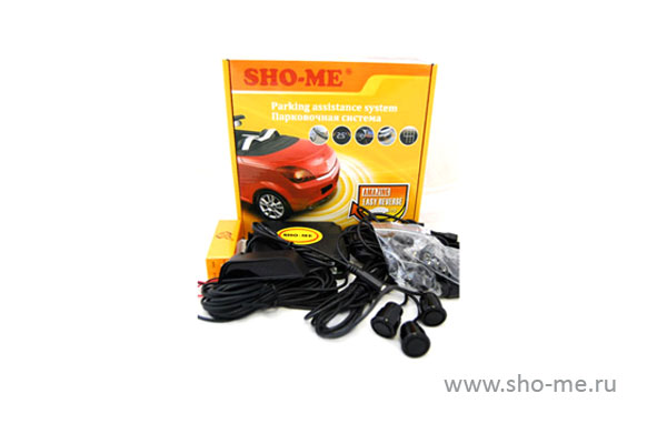 Sho-me Y-2630 (черные)