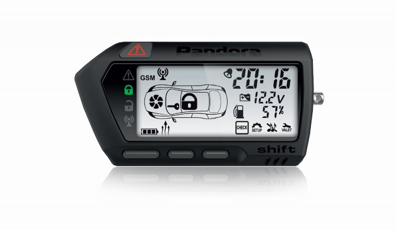 Брелок Pandora DX 70/ Pandect Х-3050/ 3150 (D707)