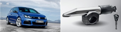 Volkswagen Golf 6-е пок.