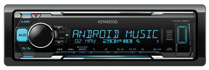 Kenwood KMM-123Y