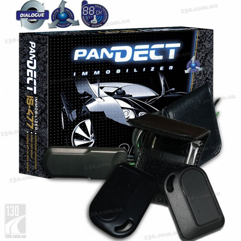 Pandect IS-477 Wait Up