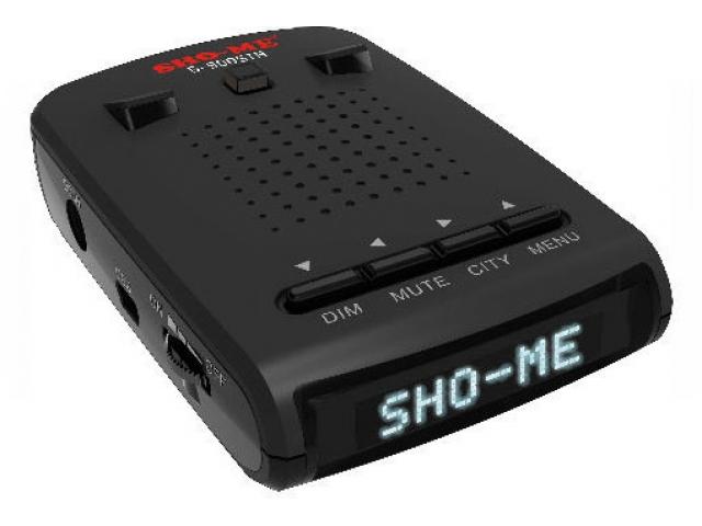 Sho-Me G-900 STR White