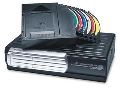 Sony CDX-T69