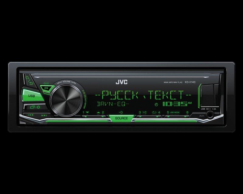 JVC KD-X143