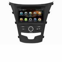 SsangYong Actyon 2013+, Incar AHR-7789 Android 4.1