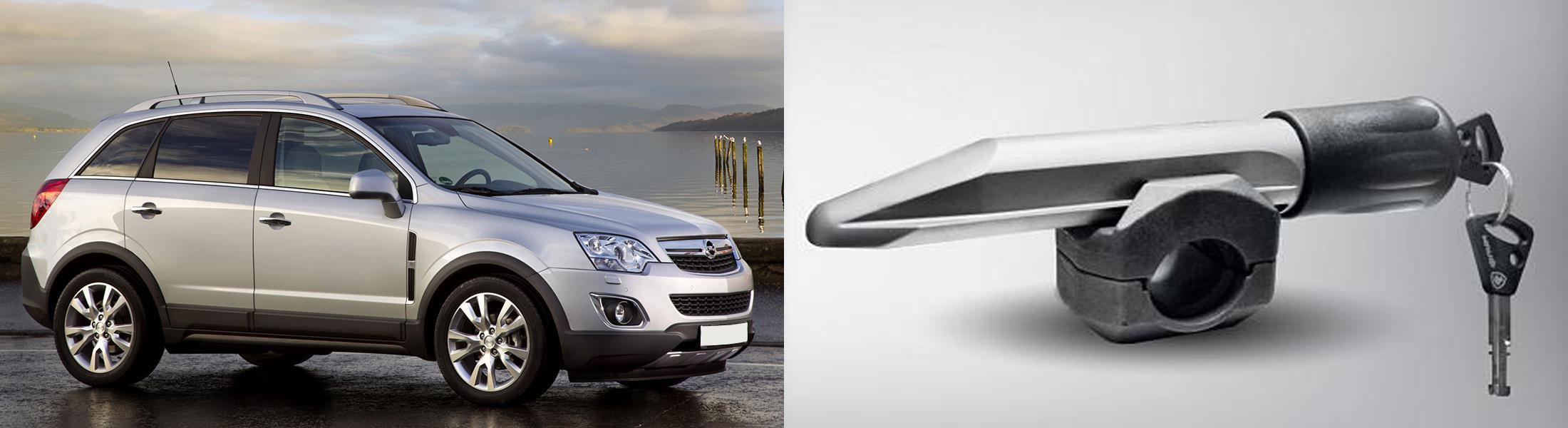 Opel Antara /2012-2015/ Гур, Гарант Блок Люкс 284.E/К041.E/f