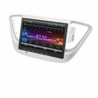 Hyundai Solaris 2017+, Incar AHR-2469 Android 4.4.4