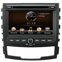 SsangYong Actyon 2011-13, Incar CHR-7769SY