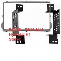 Hyundai H1 Starex 07+ 2Din(крепеж), Intro RHY-N14