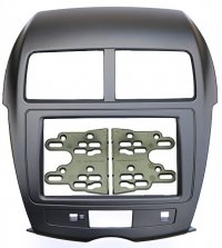 Peugeot 4008 2Din(крепеж), Intro RMS-N16