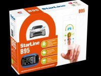 StarLine B95BT 2CAN+LIN GSM/GPS