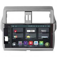 Toyota LC Prado 150 2014+, Incar AHR-2252 Android 4.4.4