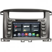 Toyota LC 100, Incar AHR-2260 Android 4.4.4
