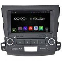 Mitsubishi Outlander 2008-2013, Incar AHR-6181 Android 4.4.4