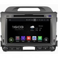 KIA Sportage 2010-2015, Incar AHR-1881 Android 4.4.4