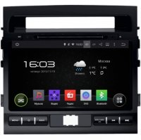 Toyota LC 200 2007-15, Incar AHR-2280 Android 4.4.4