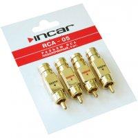 RCA-РАЗЪЕМ (HI-FI) Incar RCA-05