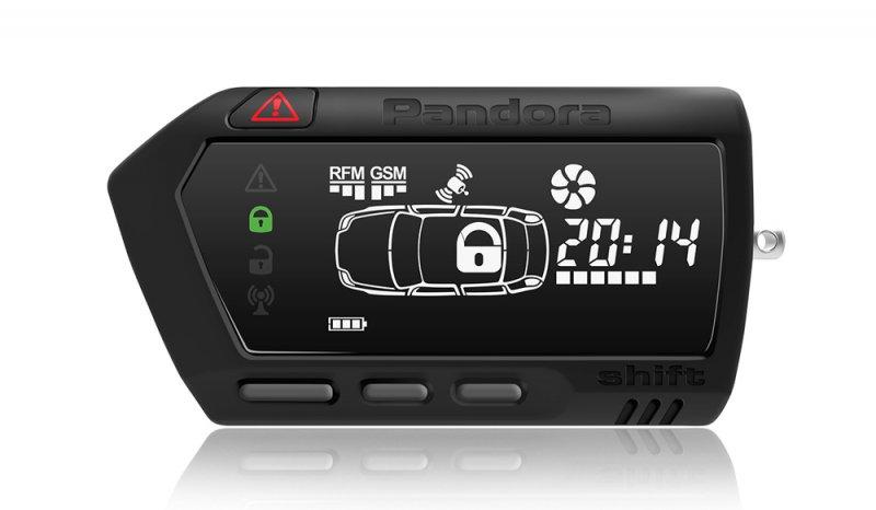 Брелок Pandora DXL 3900/ 3950 (D700)