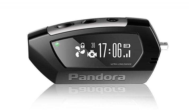 Брелок Pandora DX-90/ 90L/ 90B/ 90ВТ (D010)