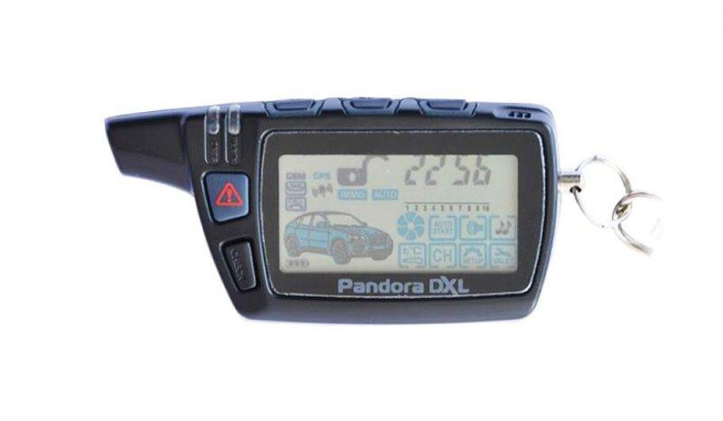 Брелок Pandora DXL 5000 (D501)