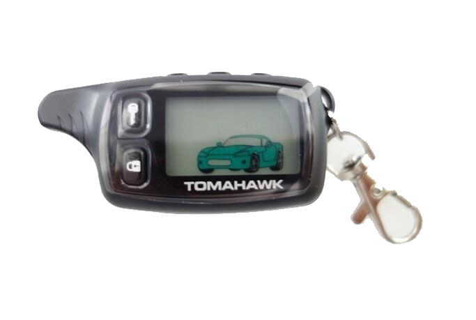 Брелок Tomanawk TW-9010 new