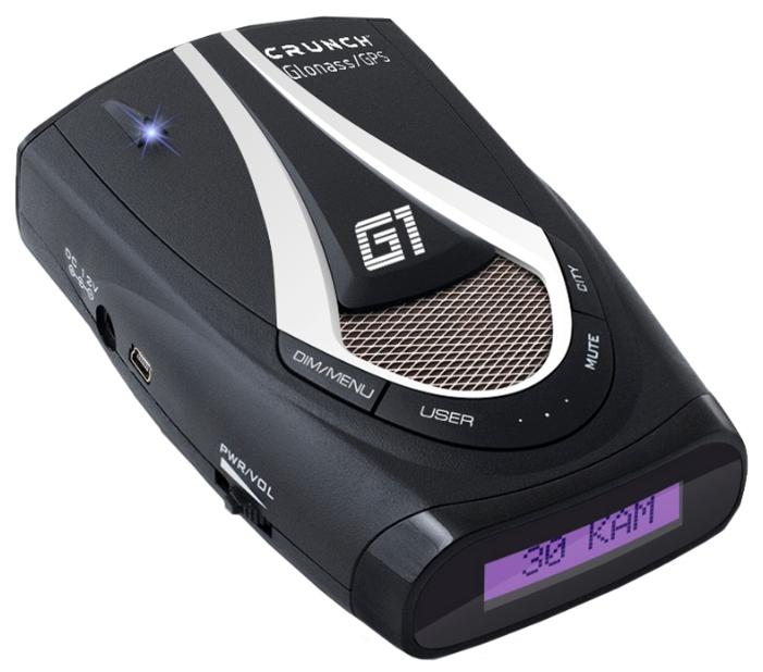 Crunch G1 GPS
