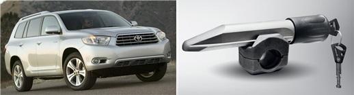 Toyota Highlander 1-е пок.
