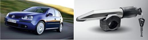 Volkswagen Golf 5-е пок.