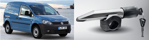 Volkswagen Caddy 3-е пок.