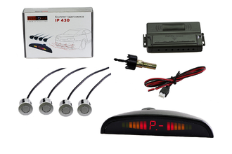 Interpower IP-430 N04 black
