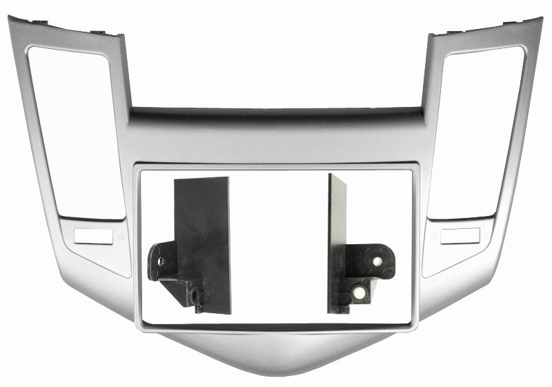 Chevrolet Cruze 09-12 2Din Silver, Incar RCV-N08S
