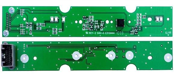 Mitsubishi ASX плата для рамки Intro RMS-N16А