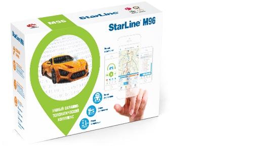 StarLine M96 M