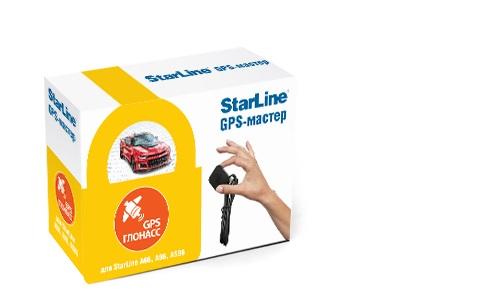 StarLine Мастер 6 GPS-ГЛОНАСС