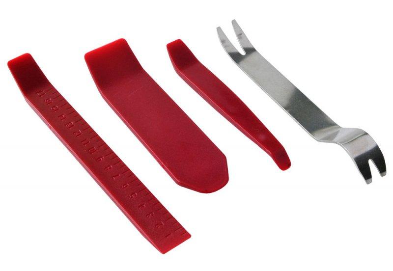 Инструмент для демонтажа магнитолы, Incar TK-5