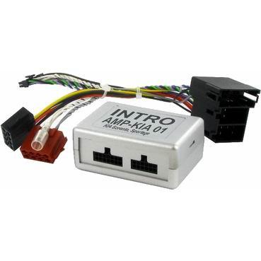 Адаптер подключения штатного усилителя KIA (Incar AMP-KIA 01)