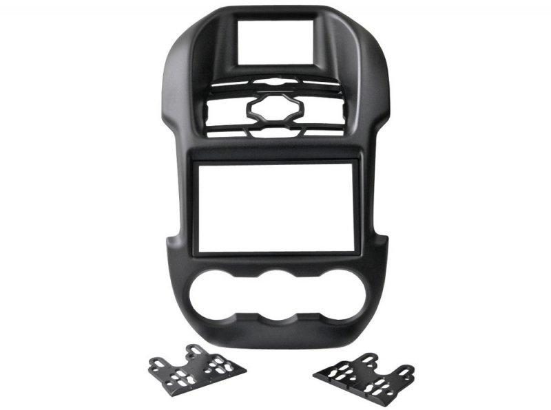 Ford Ranger 2012+ 2din Black, Intro RMZ-N27Bl