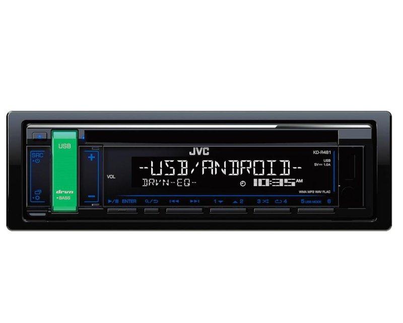 JVC KD-R481