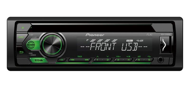 Pioneer DEH-S110UBG