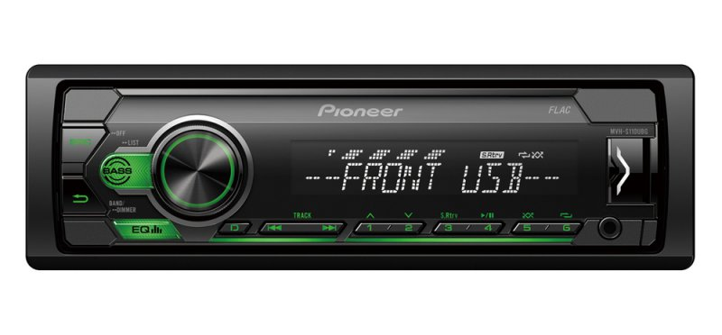 Pioneer MVH-S110UBG