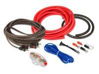 Aura AMP-1204, кабельный набор 4Ga (2 канала)