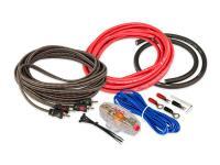 Aura AMP-1208, кабельный набор 8Ga (2 канала)