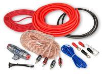 Aura AMP-1408, кабельный набор 8Ga (4 канала)