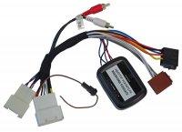 Адаптер подключения штатного усилителя Mitsubishi, Incar AMP-MT01W