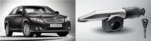 Toyota Camry 6-е пок.