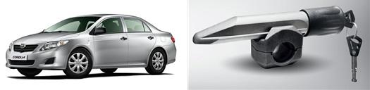 Toyota Corolla 10-е пок. Гарант Блок Люкс 363.Ef