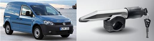 Volkswagen Caddy 3-е пок.