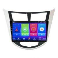 Hyundai Solaris 2010-2017 (Android 8.1)