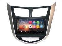 Hyundai Solaris 2010-2017 Android 7.1
