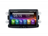 "Renault Duster, Logan, Sandero 8"" (Android 7), Incar AHR-1484"